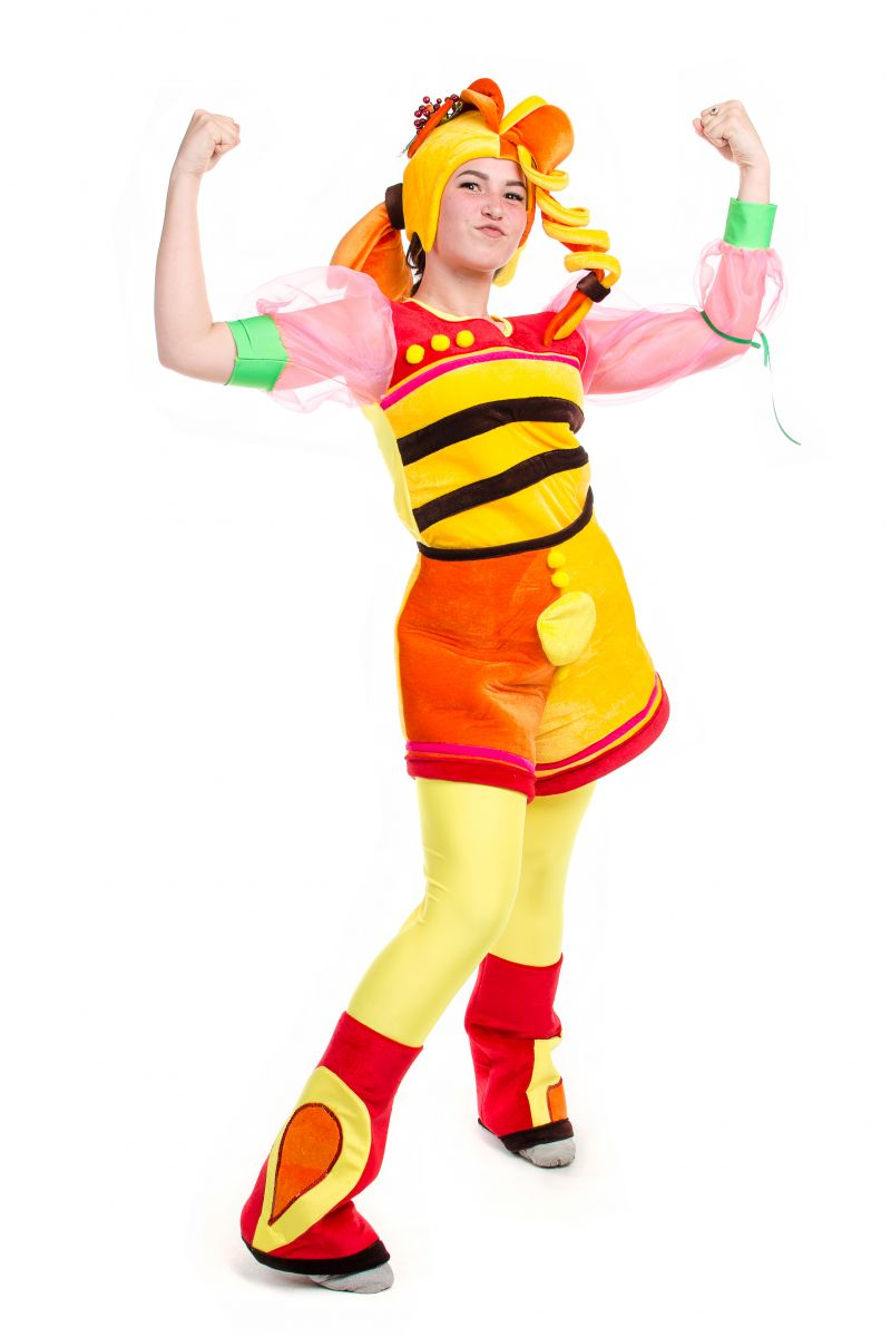 Масочка - Аленка «Сказочный патруль» карнавальный костюм для аниматора / фото №1744