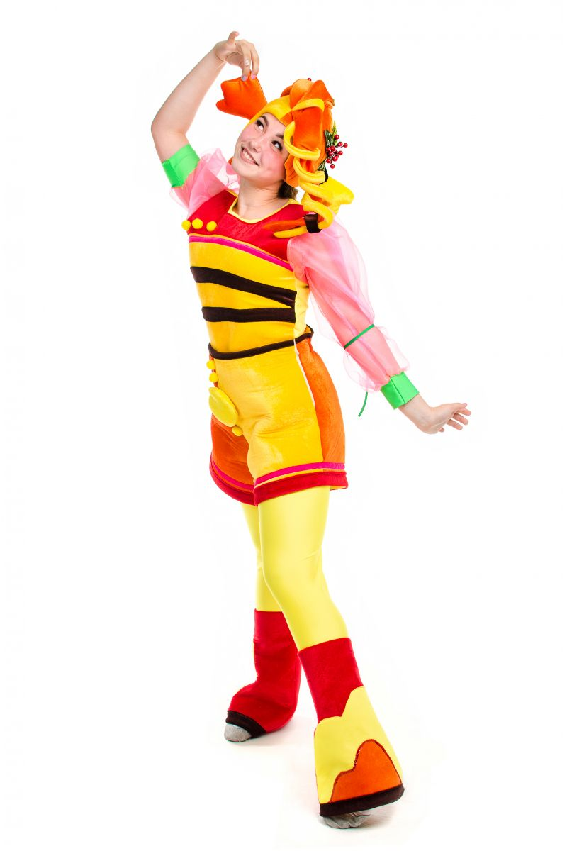 Масочка - Аленка «Сказочный патруль» карнавальный костюм для аниматора / фото №1745