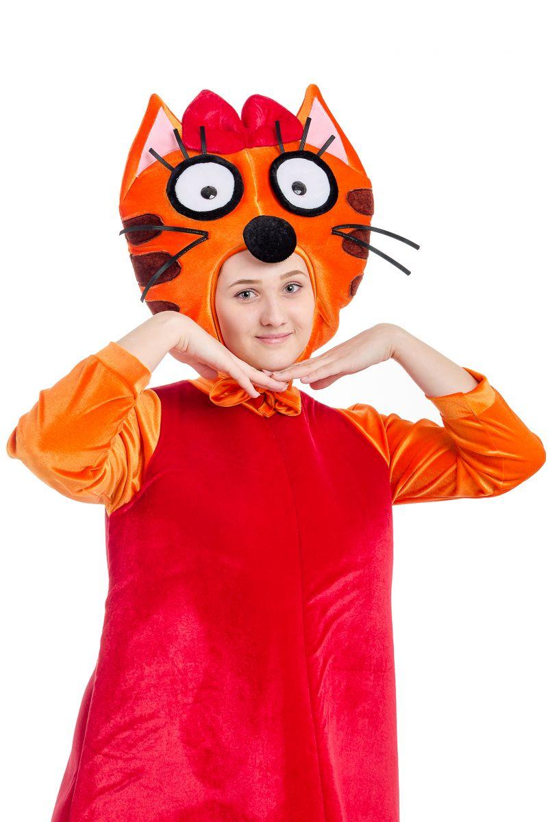 Масочка - Кошечка «Карамелька» карнавальный костюм для взрослых / фото №1753