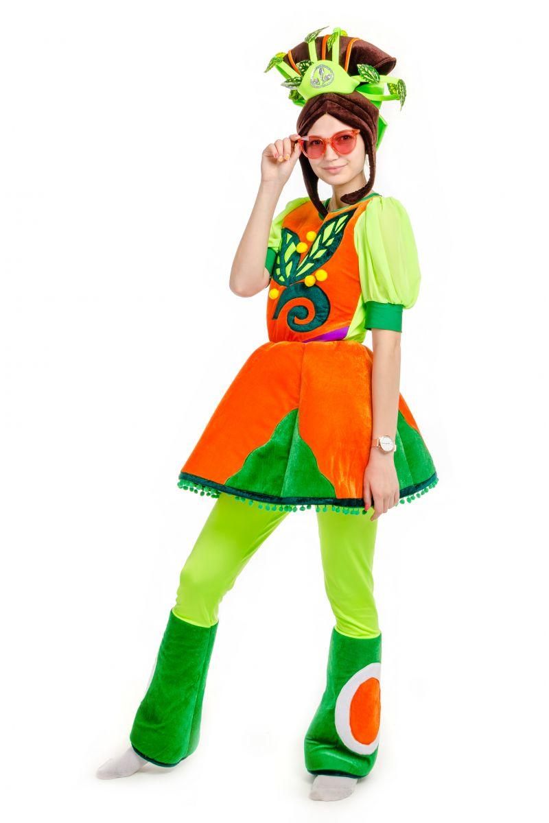 Масочка - Маша «Сказочный патруль» карнавальный костюм для аниматора / фото №1756