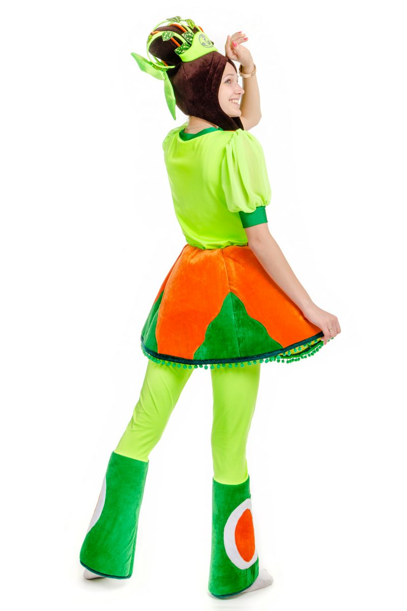 Масочка - Маша «Сказочный патруль» карнавальный костюм для аниматора / фото №1758