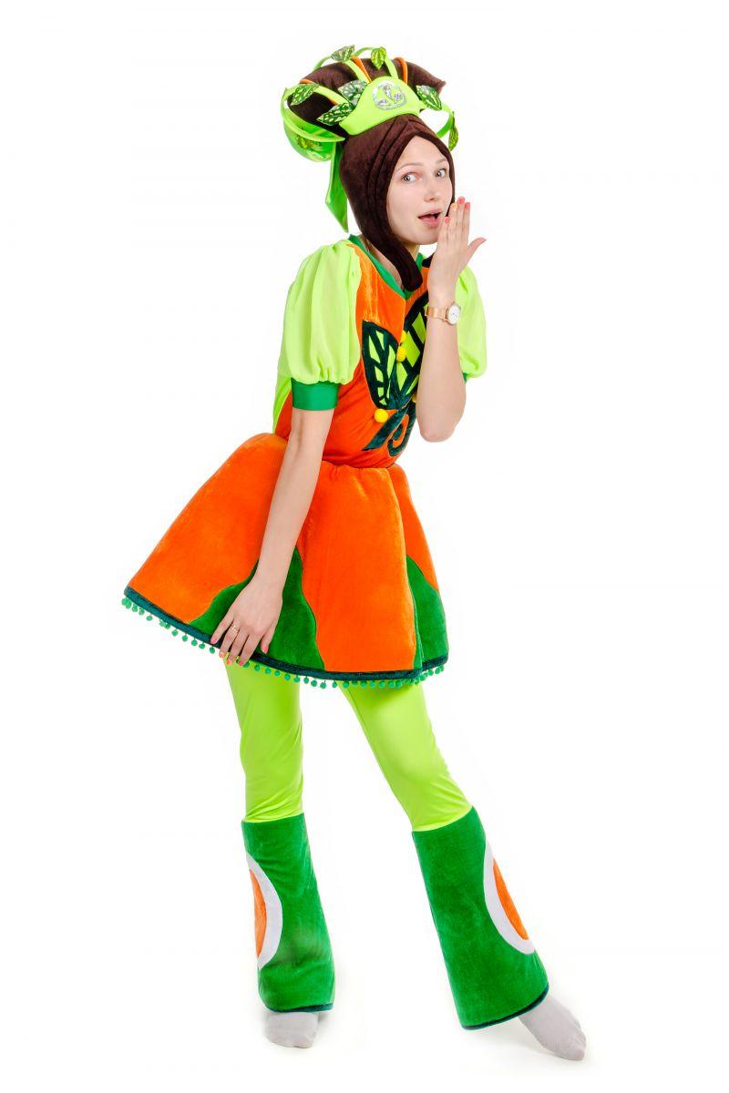 Масочка - Маша «Сказочный патруль» карнавальный костюм для аниматора / фото №1759