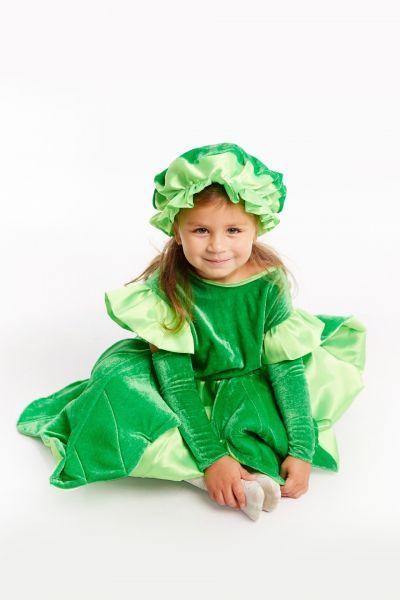 «Капуста» карнавальный костюм для девочки