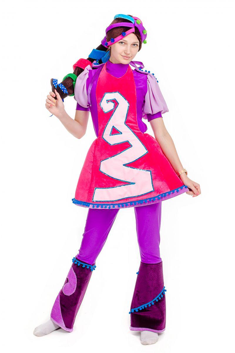 Масочка - Варя «Сказочный патруль» карнавальный костюм для аниматора / фото №1764