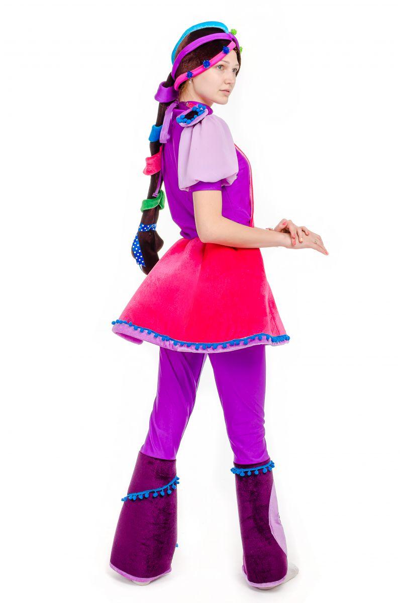 Масочка - Варя «Сказочный патруль» карнавальный костюм для аниматора / фото №1765