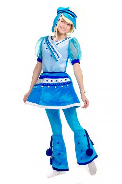 Снежка «Сказочный патруль» карнавальный костюм для аниматора
