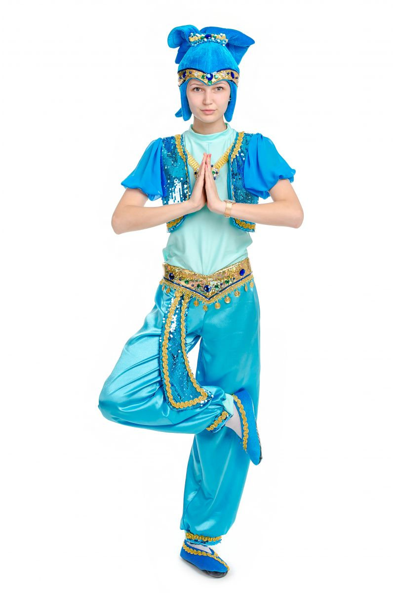 """Масочка - Шайн """"Шиммер и Шайн"""" карнавальный костюм для взрослых / фото №1775"""