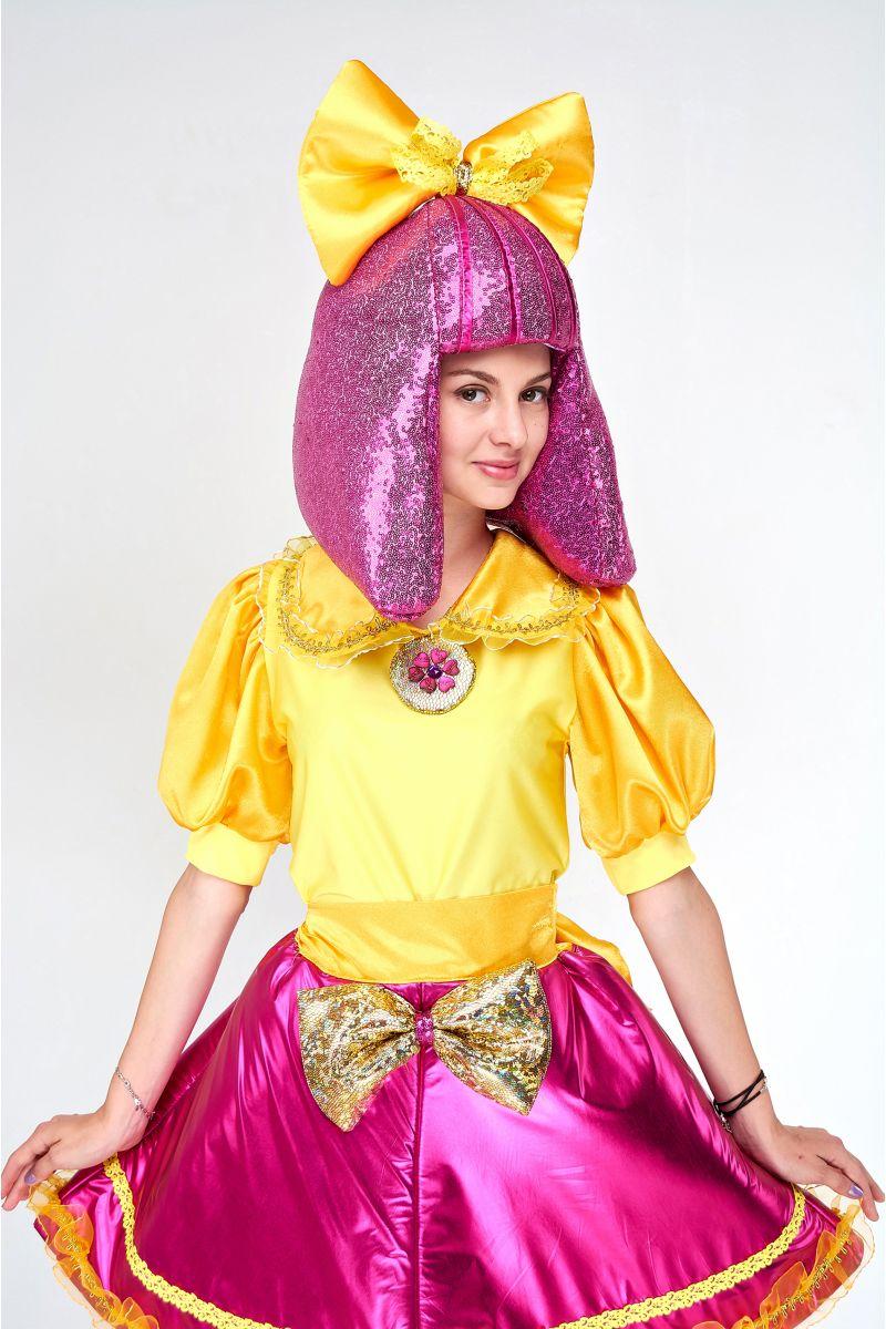 Масочка - Кукла LOL «Королева Блеска Glitter Queen» карнавальный костюм для аниматоров / фото №1812