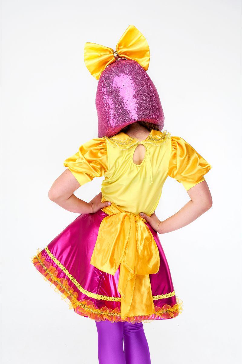 Масочка - Кукла LOL «Королева Блеска Glitter Queen» карнавальный костюм для аниматоров / фото №1814