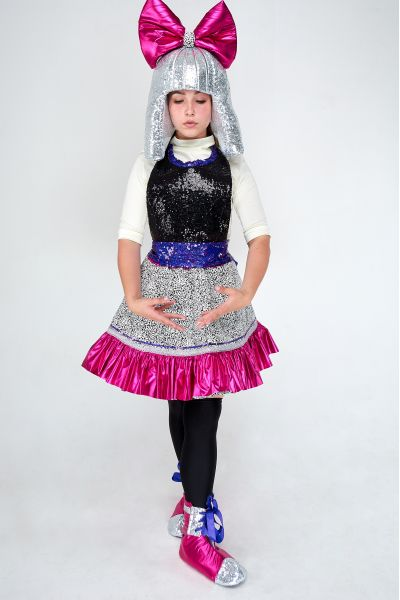 Кукла LOL «Дива» карнавальный костюм для аниматоров