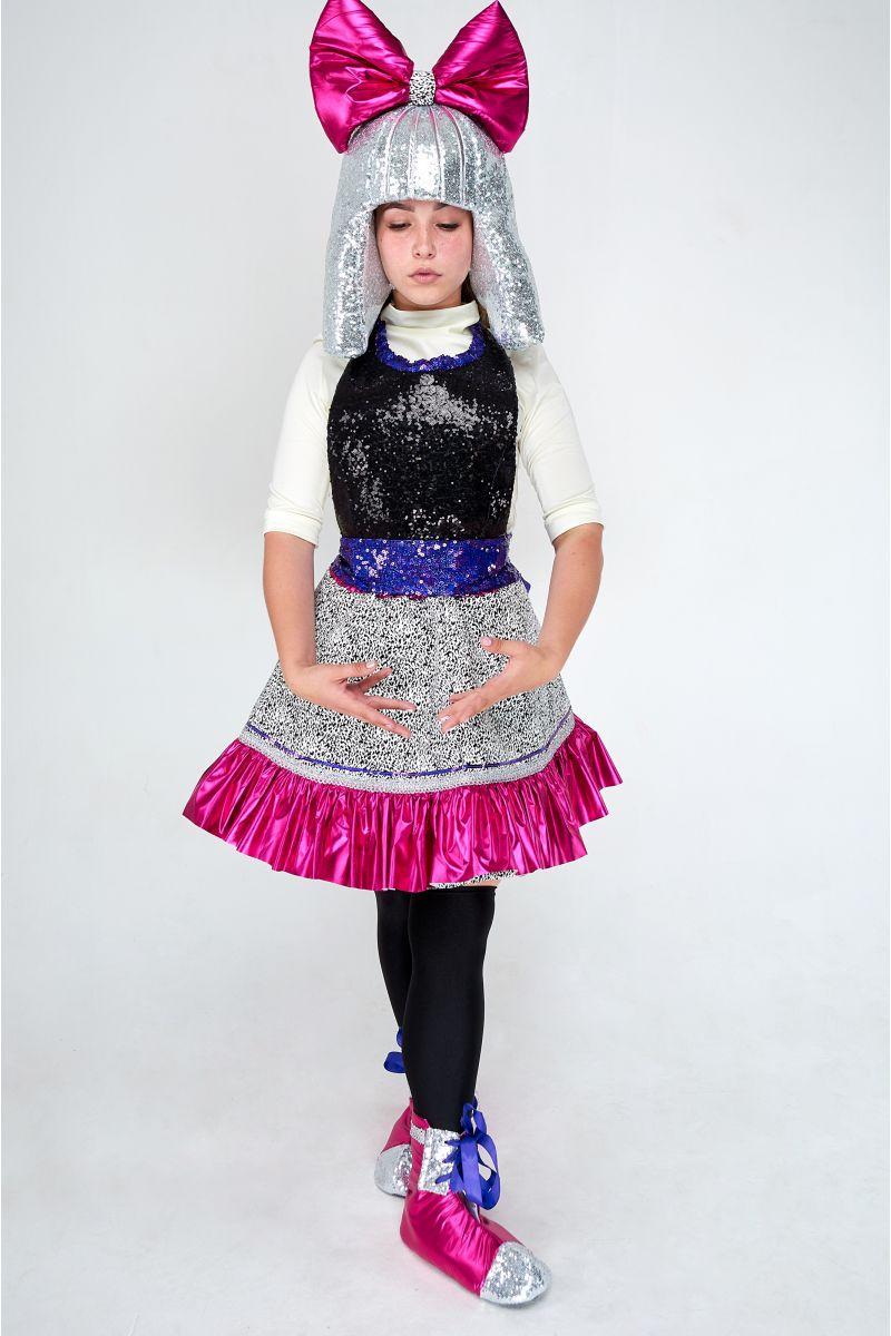 Масочка - Кукла LOL «Дива» карнавальный костюм для аниматоров / фото №1820