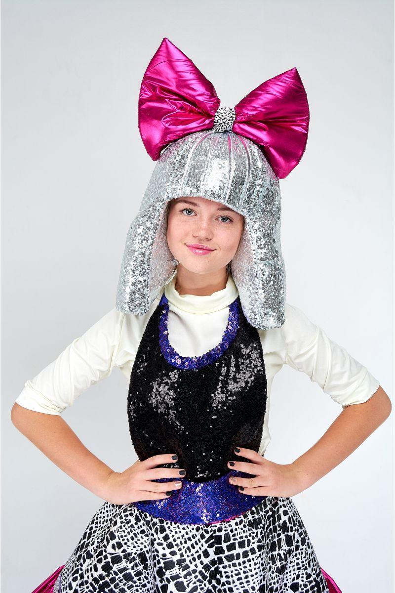 Масочка - Кукла LOL «Дива» карнавальный костюм для аниматоров / фото №1821
