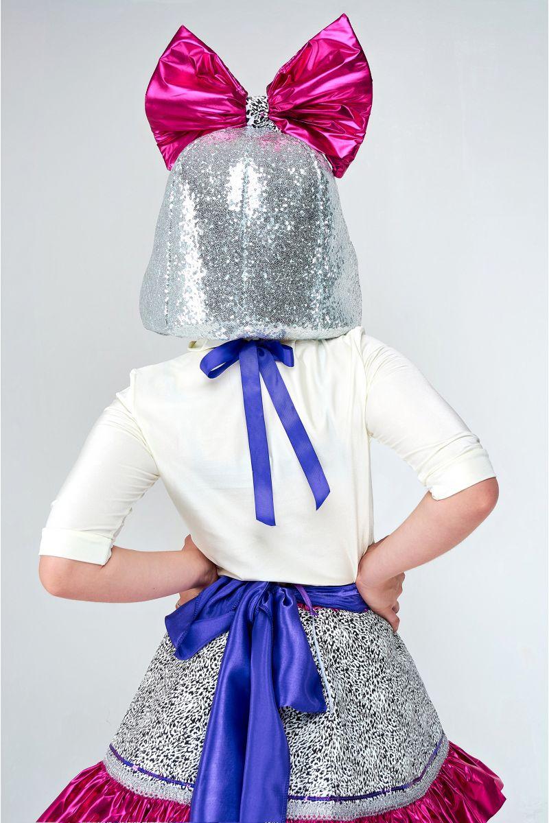 Масочка - Кукла LOL «Дива» карнавальный костюм для аниматоров / фото №1823