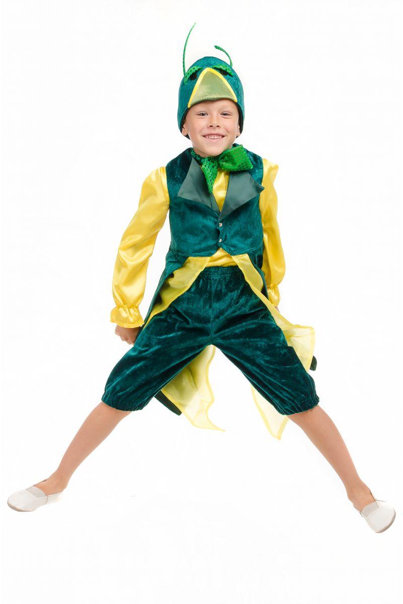 «Кузнечик» карнавальный костюм для мальчика
