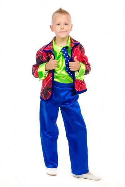 «Стиляга в красном» карнавальный костюм для мальчика