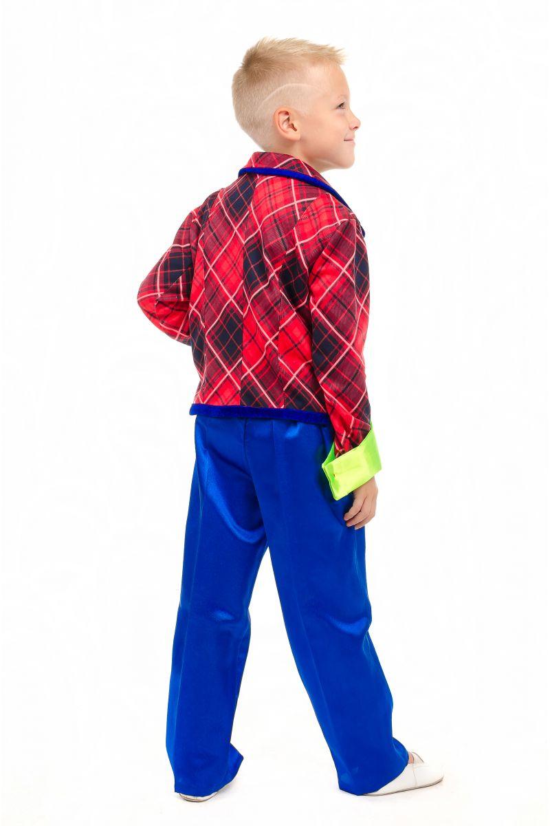 Масочка - «Стиляга в пиджаке» карнавальный костюм для мальчика / фото №1877
