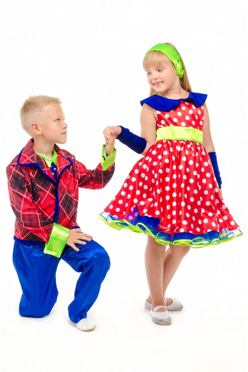 Масочка - «Стиляга в пиджаке» карнавальный костюм для мальчика / фото №1878