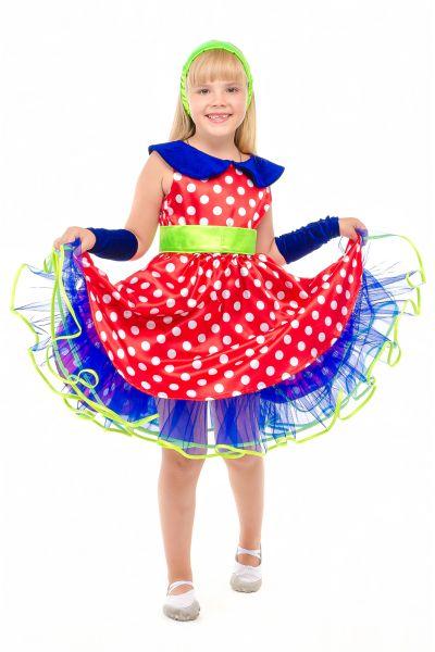 «Стиляга» карнавальный костюм для девочки
