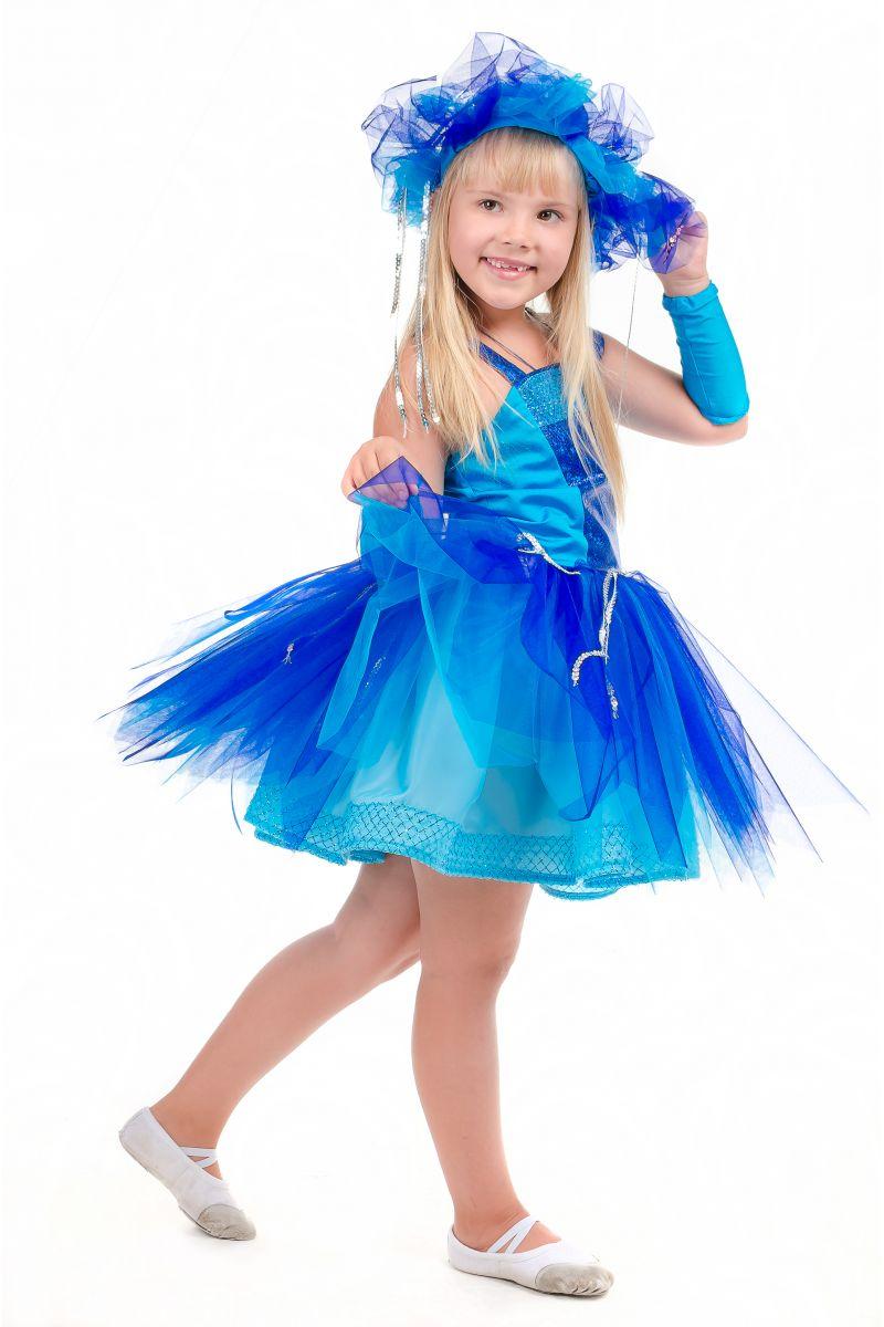 Масочка - «Тучка в пачке» карнавальный костюм для девочки / фото №1888