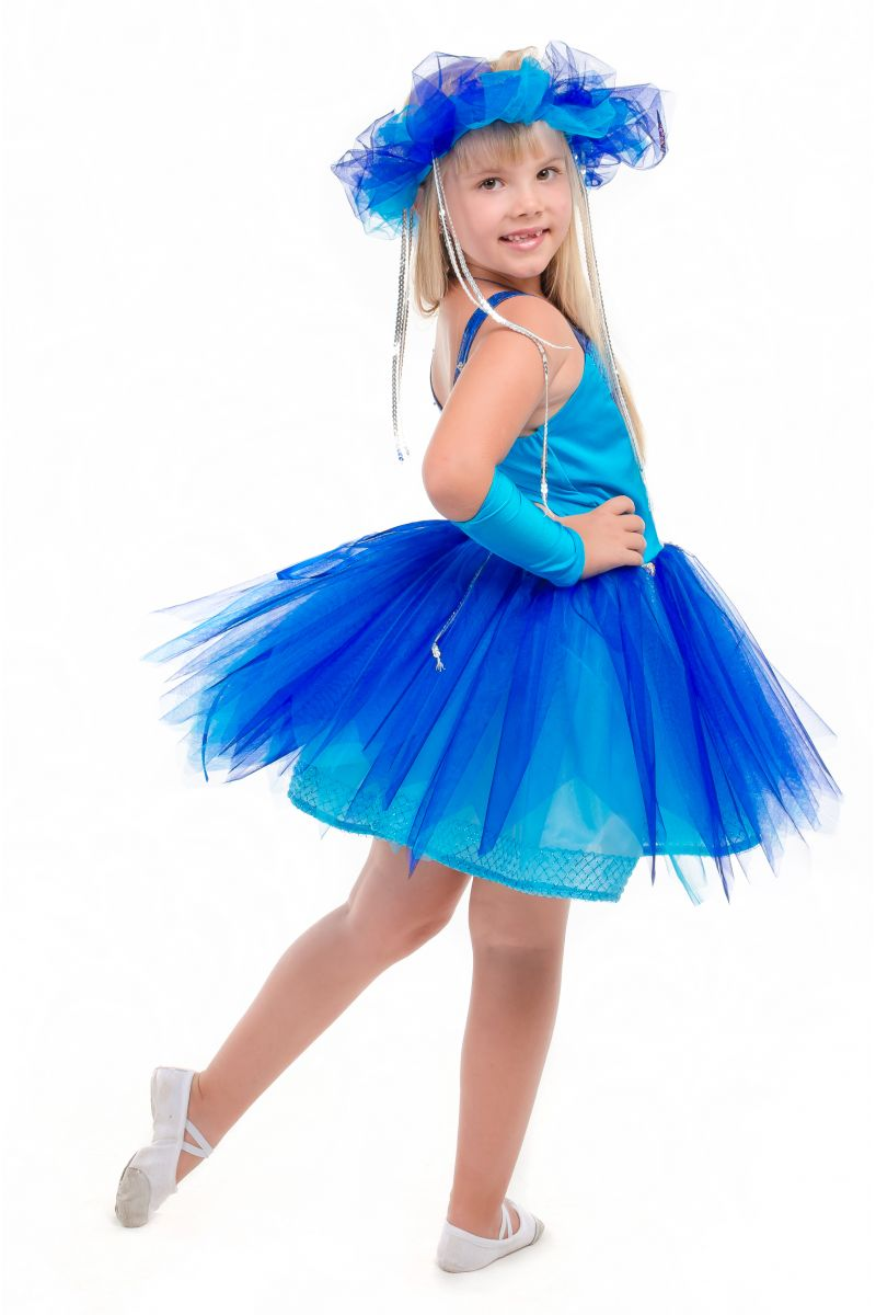 Масочка - «Тучка в пачке» карнавальный костюм для девочки / фото №1890