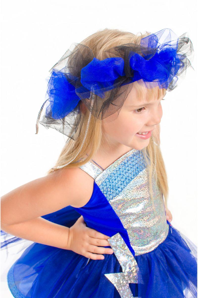 Масочка - «Грозовая тучка в пачке» карнавальный костюм для девочки / фото №1897