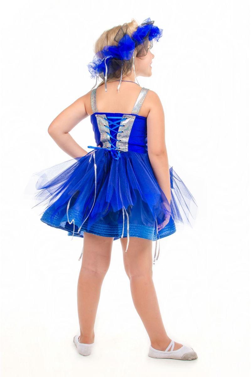 Масочка - «Грозовая тучка в пачке» карнавальный костюм для девочки / фото №1899