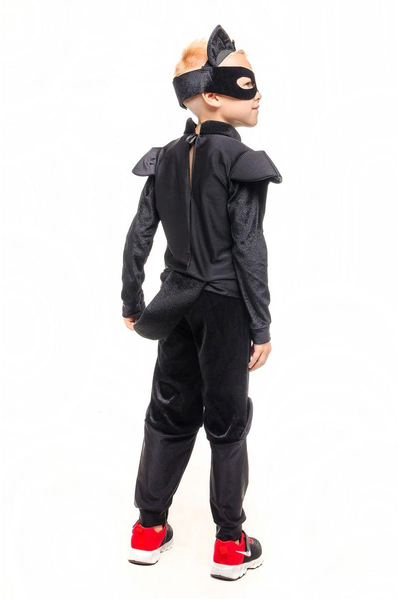 Масочка - «Супер Кот» карнавальный костюм для мальчика / фото №1914