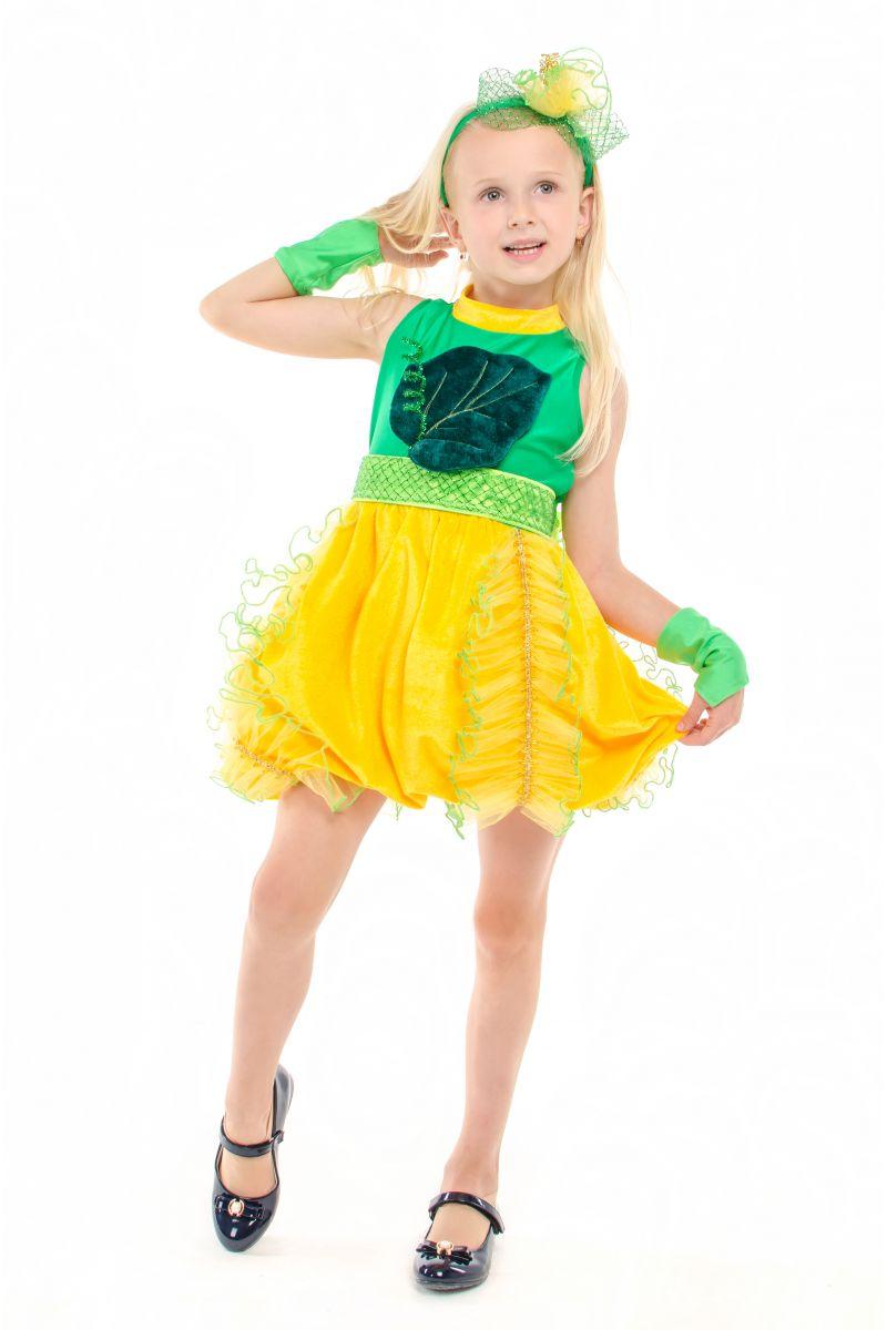 «Дынька» карнавальный костюм для девочки