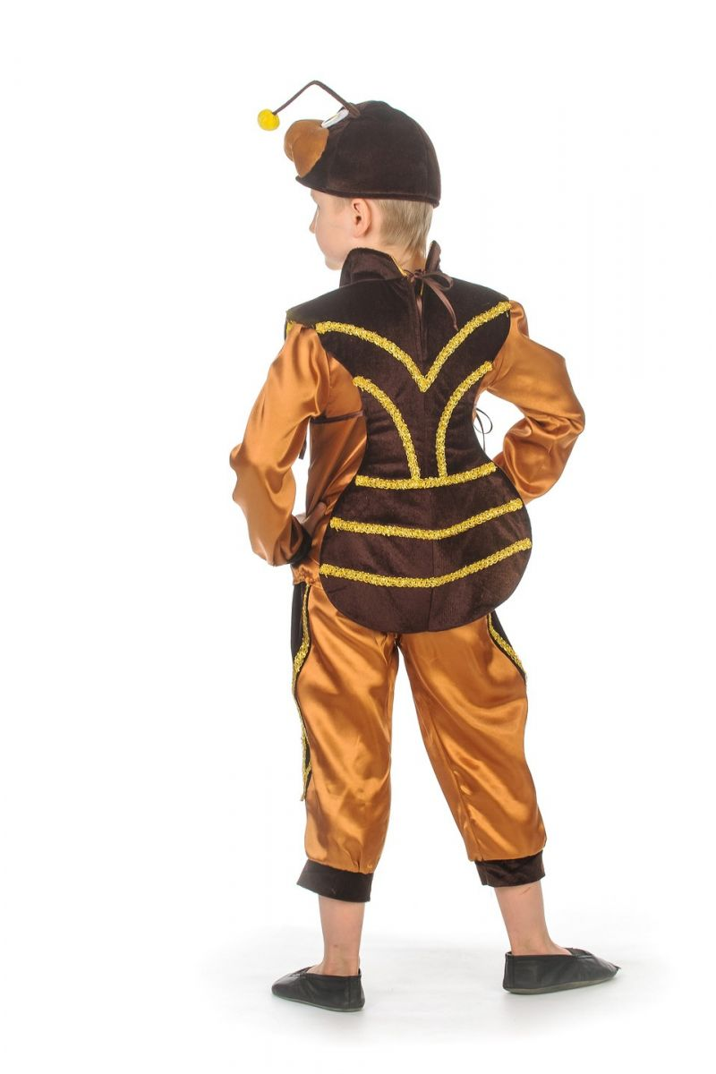 Масочка - «Муравей» карнавальный костюм для мальчика / фото №195