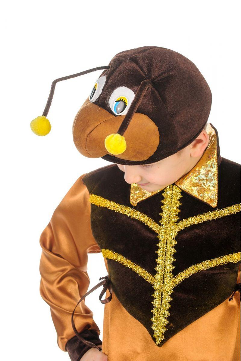 Масочка - «Муравей» карнавальный костюм для мальчика / фото №196