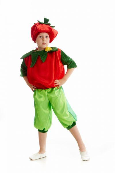 «Помидор» карнавальный костюм для мальчика