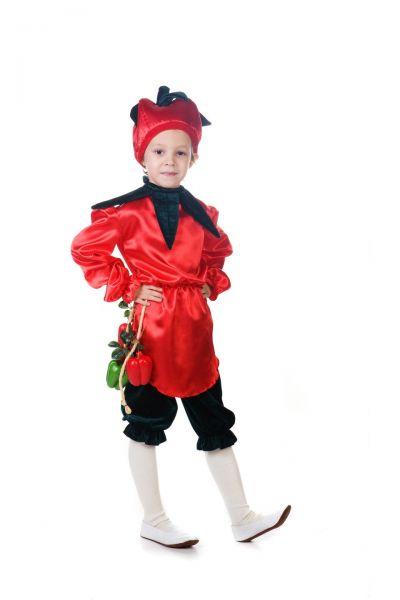 «Перчик» карнавальный костюм для мальчика