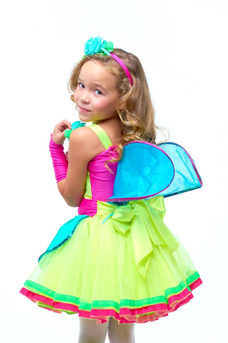 Масочка - Фея «Волшебница» карнавальный костюм для девочки / фото №2031