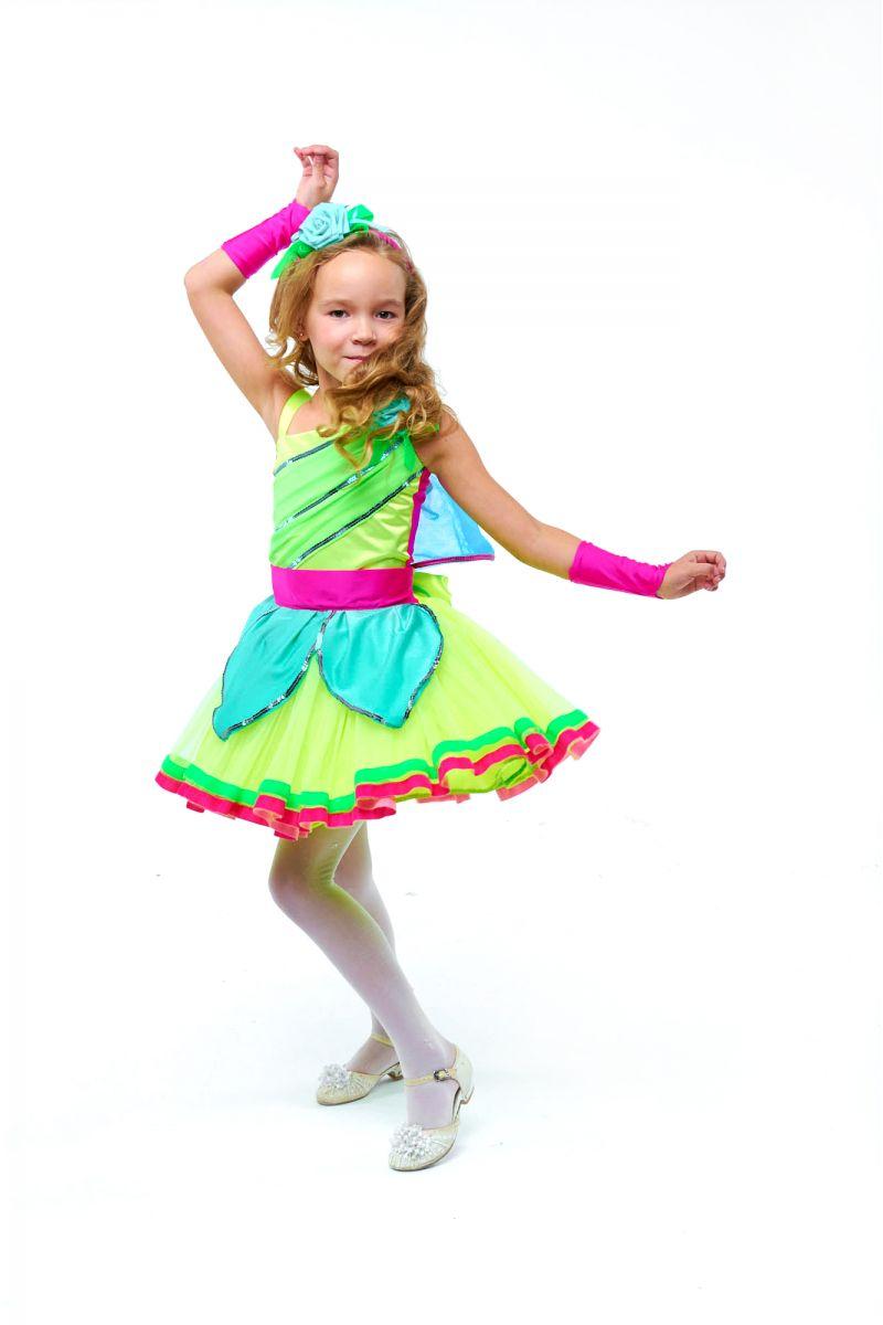 Масочка - Фея «Волшебница» карнавальный костюм для девочки / фото №2034