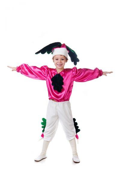 «Редис» карнавальный костюм для мальчика