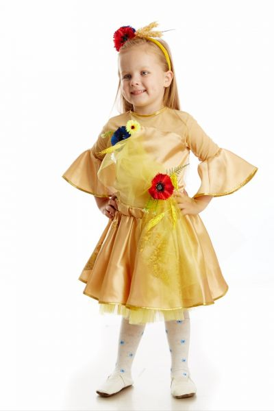 «Пшеничка» карнавальный костюм для мальчика