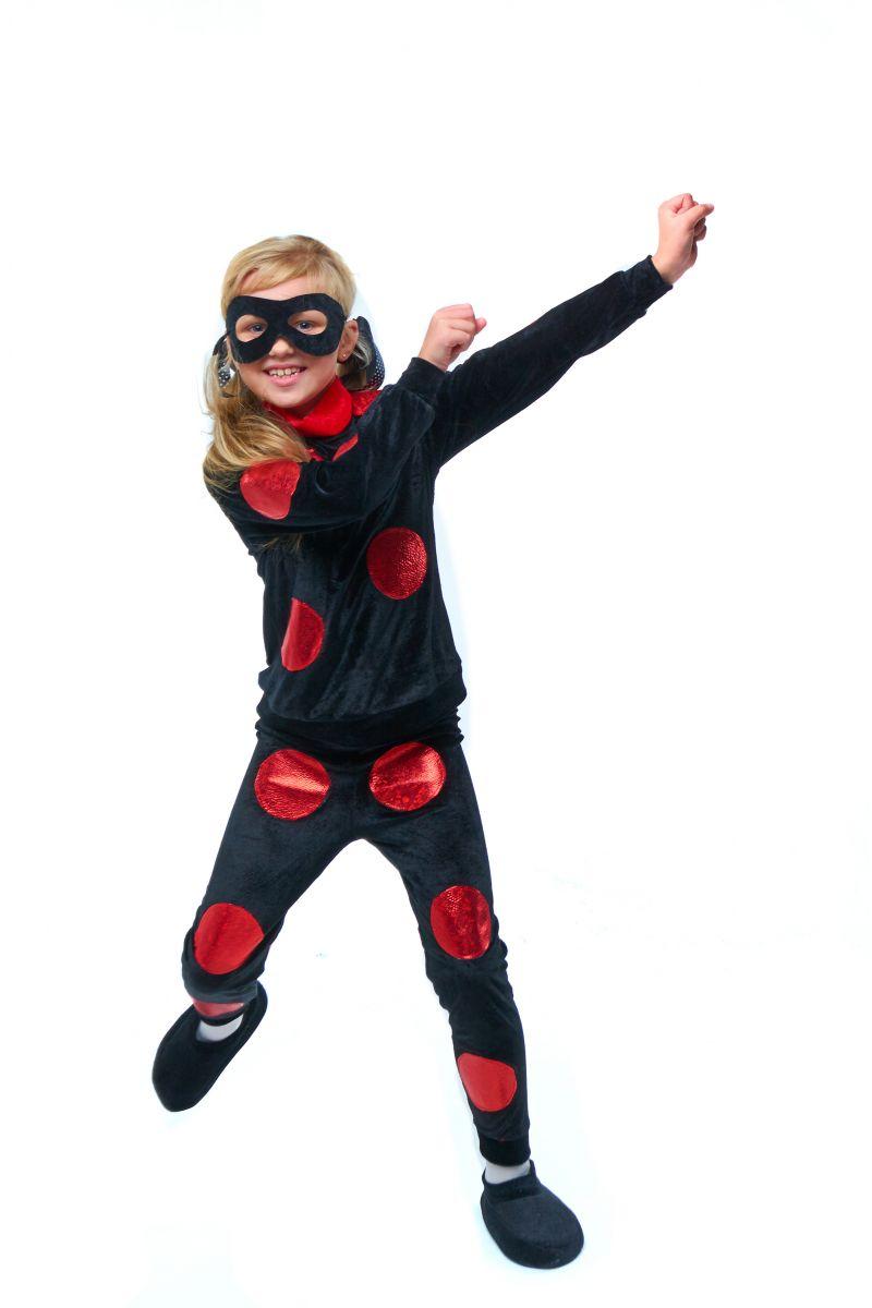 Масочка - «Анти Баг» карнавальный костюм для девочки / фото №2054
