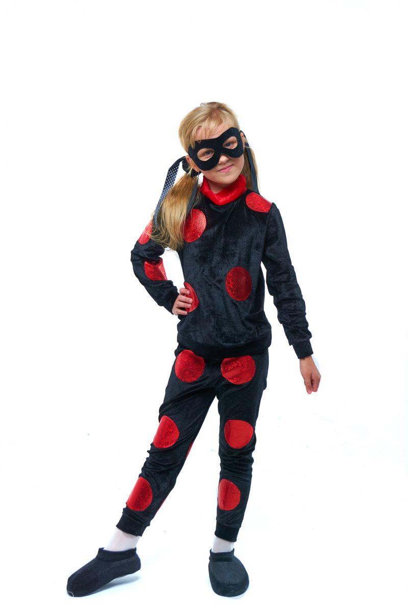 Масочка - «Анти Баг» карнавальный костюм для девочки / фото №2055