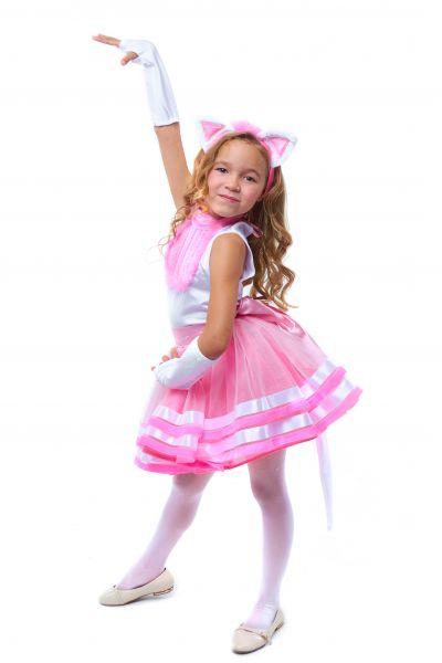 Кошечка «Кири-Кири» карнавальный костюм для девочки