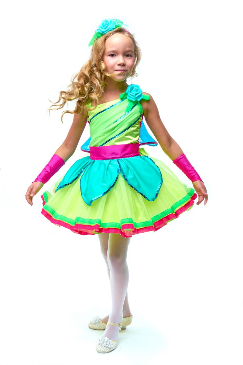 Фея «Волшебница» карнавальный костюм для девочки