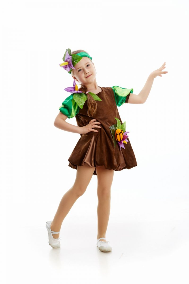 «Картошка» карнавальный костюм для девочки