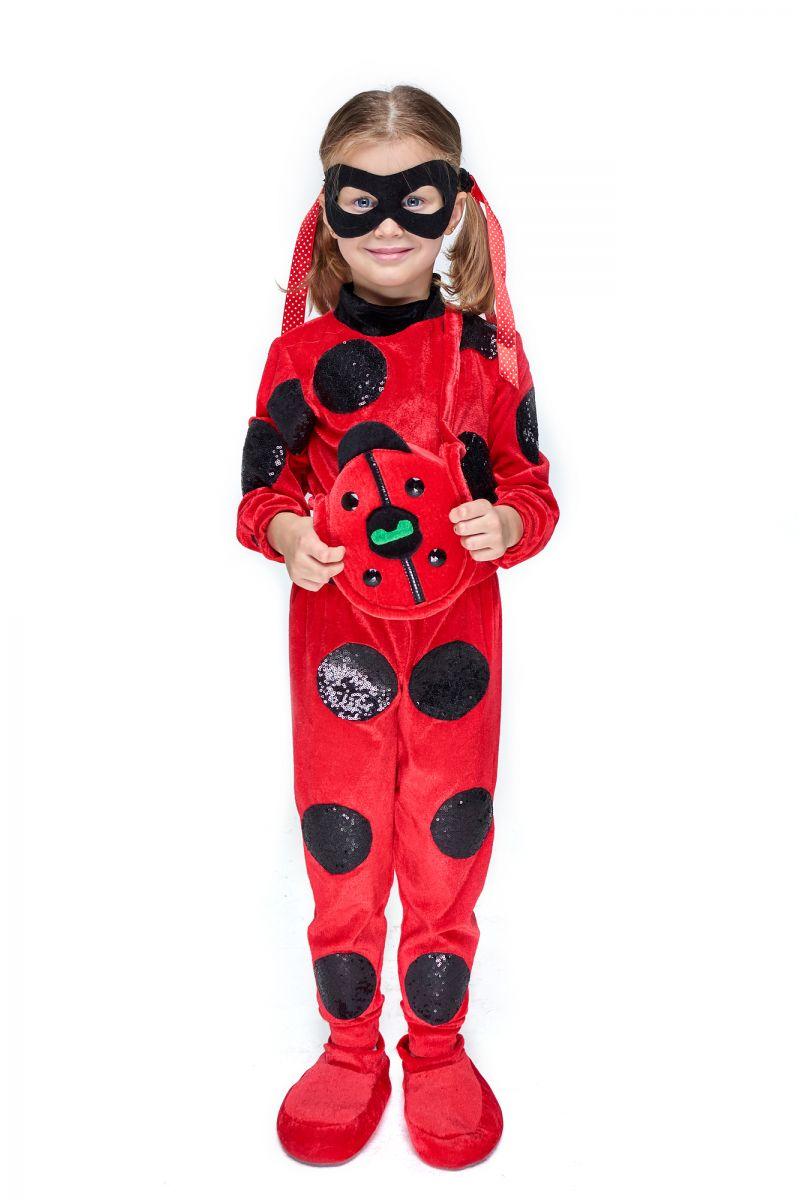 Масочка - «Леди Баг» карнавальный костюм для девочки / фото №2090