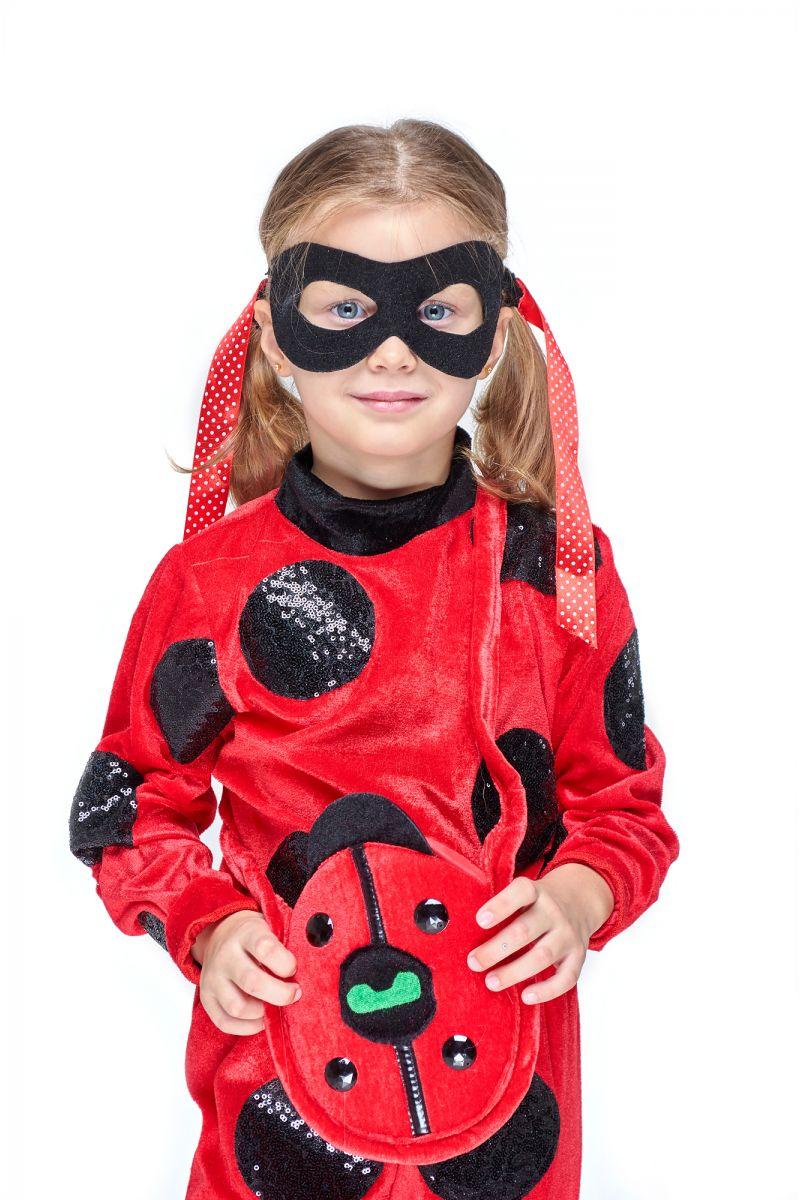 Масочка - «Леди Баг» карнавальный костюм для девочки / фото №2091