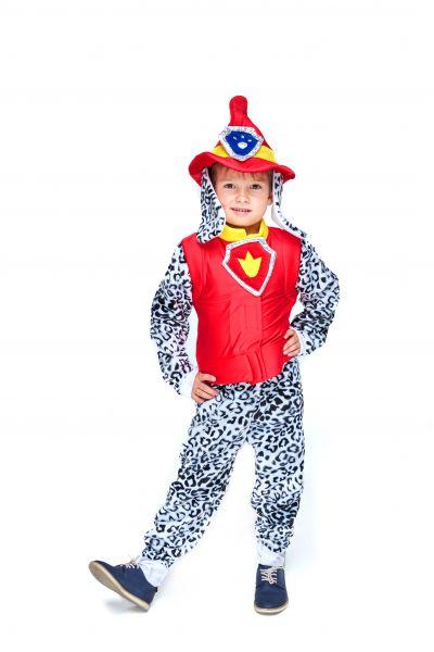 Маршал «Щенячий патруль» карнавальный костюм для мальчика