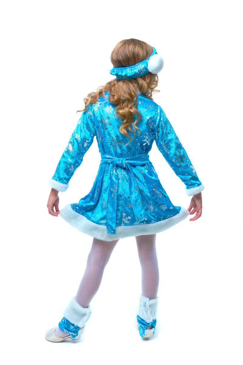 Масочка - «Снегурочка» карнавальный костюм для девочки / фото №2099