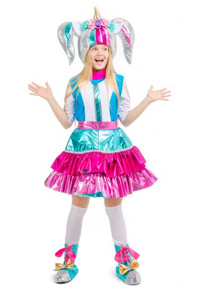 Кукла LOL «Единорожка Unicorn» карнавальный костюм для аниматоров