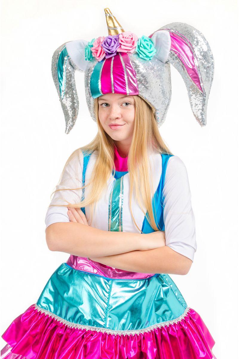 Масочка - Кукла LOL «Единорожка Unicorn» карнавальный костюм для аниматоров / фото №2106