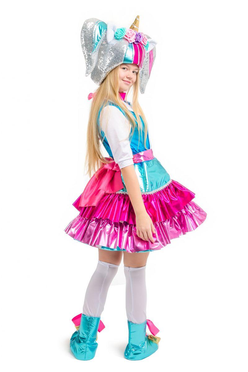 Масочка - Кукла LOL «Единорожка Unicorn» карнавальный костюм для аниматоров / фото №2108