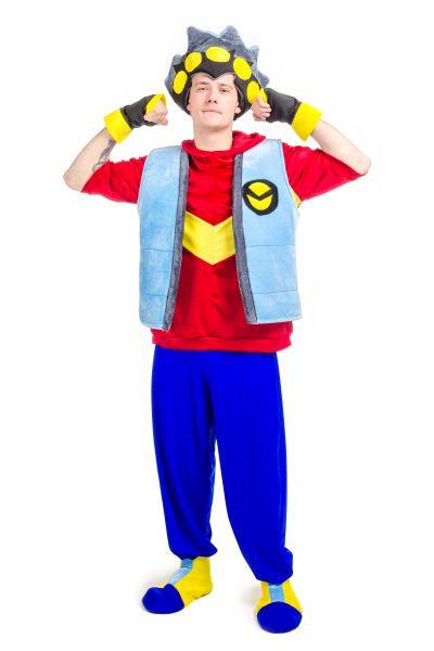 Бейблейд «Beyblade» карнавальный костюм для аниматоров