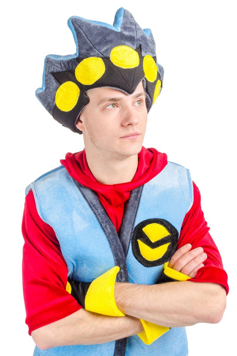 Масочка - Бейблейд «Beyblade» карнавальный костюм для аниматоров / фото №2115